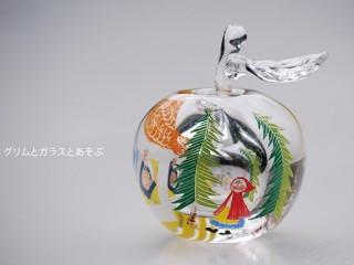 土井 朋子 ガラス展~グリムとガラスとあそぶ~